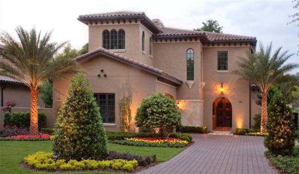 Spanish homes houses   mylilstupidworld